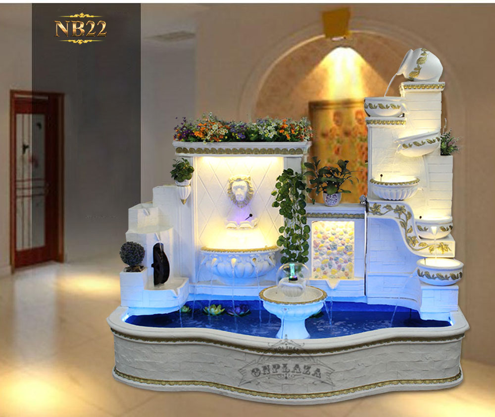 Thác nước Nhật Nguyệt giao hòa NB22