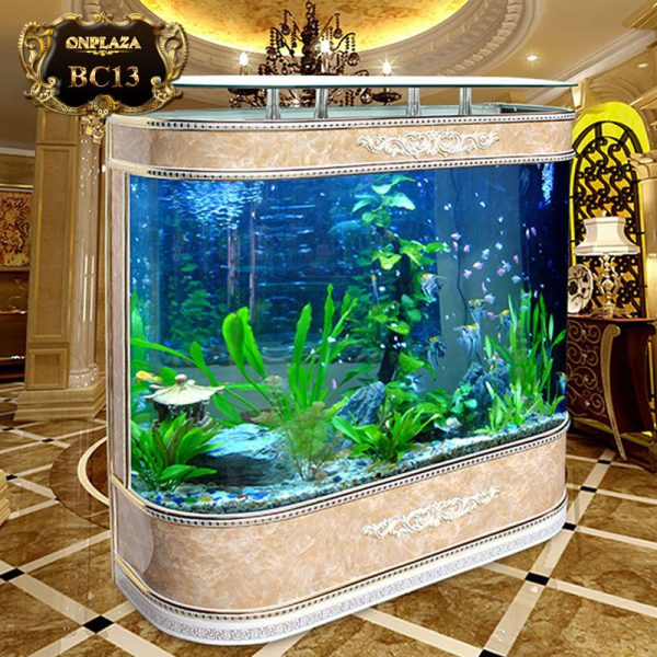 Bể cá thủy sinh mini thông minh có đèn led BC13