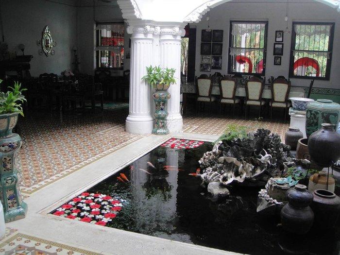 hồ cá koi trong nhà 5